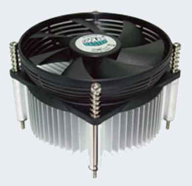 вентилятор с радиатором для процессора
