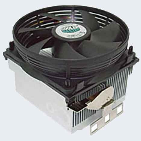Активная охлаждающая система, радиатор + вентилятор