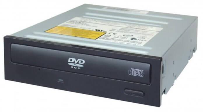 DVD-привод персонального компьютера