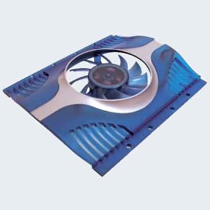 вентилятор с радиатором для жесткого диска