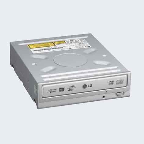 DVD-привод домашнего компьютера