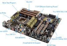 Чипсеты для высокопроизводительных персональных компьютеров производства корпорации Intel